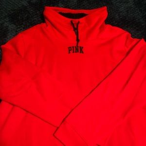 PINK pullover! Has not ever been worn!